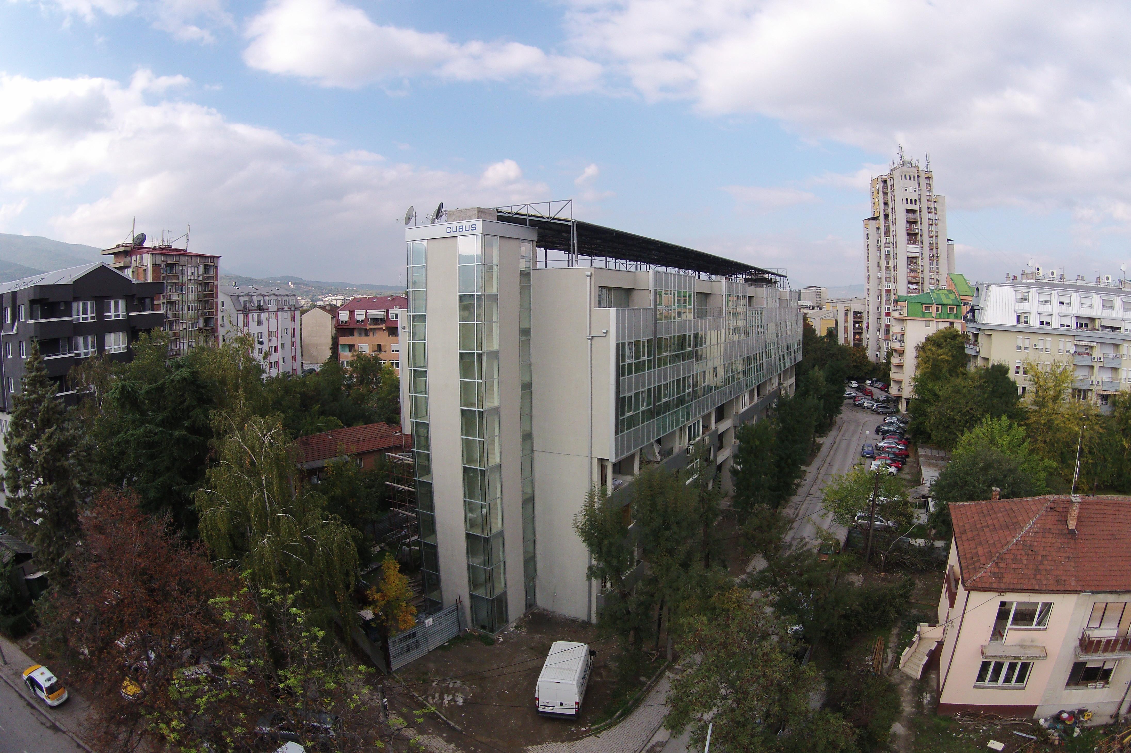 Станбен и деловен простор, Општина Карпош